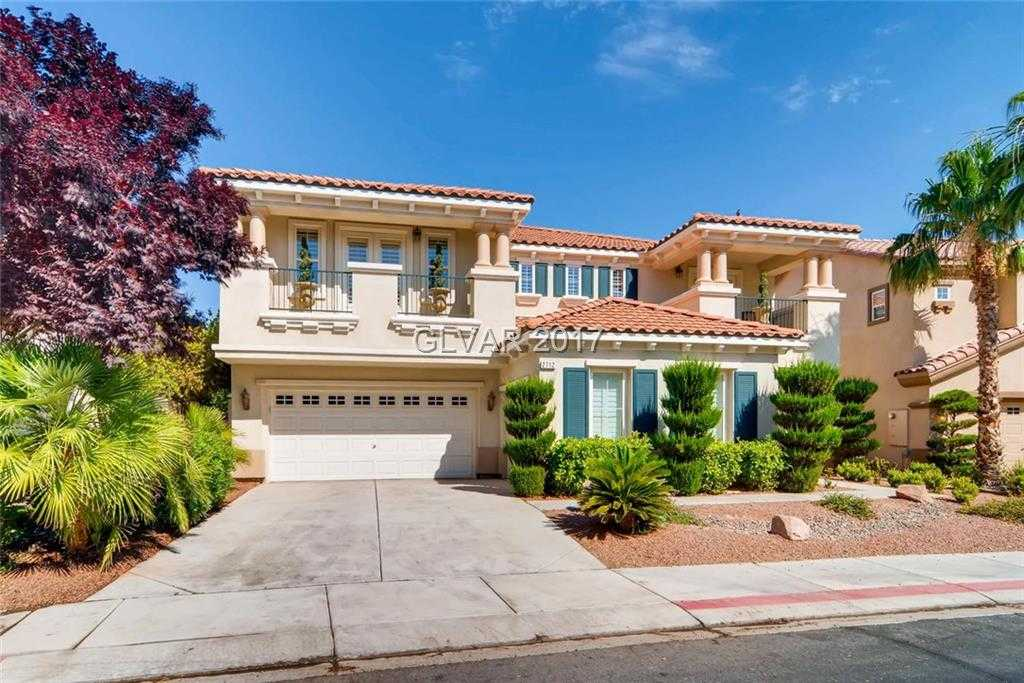 $899,900 - 5Br/5Ba -  for Sale in Seven Hills-parcel H, Henderson