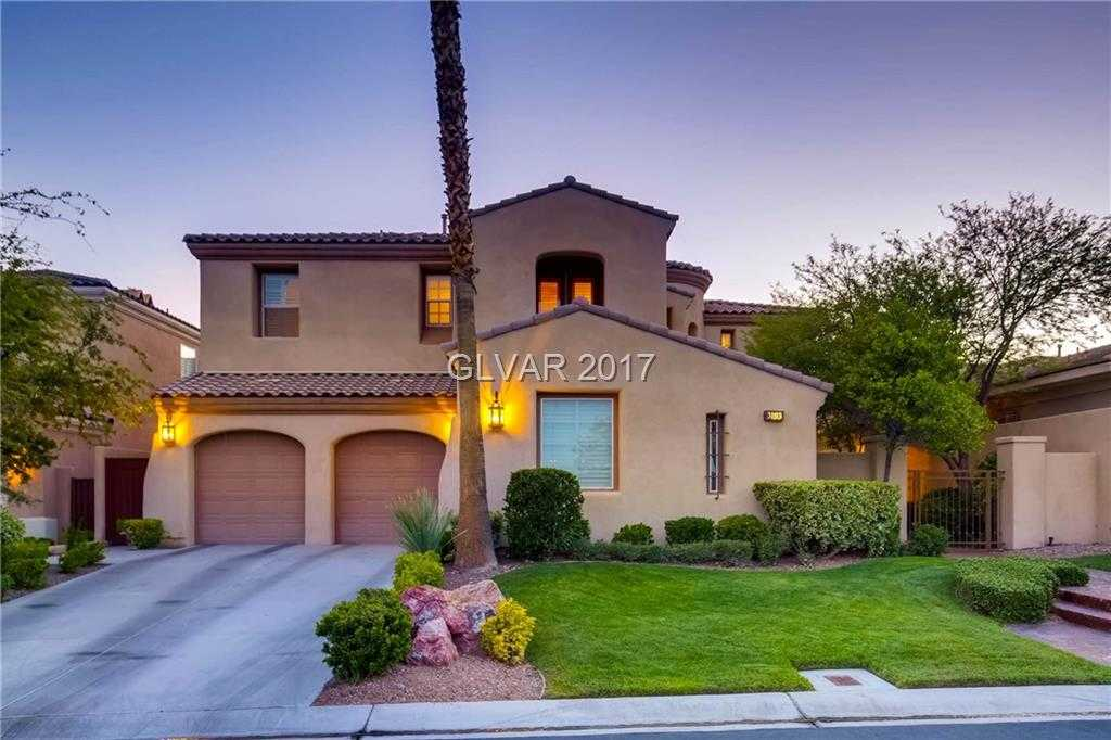 $1,050,000 - 4Br/5Ba -  for Sale in Red Rock Cntry Club At Summerl, Las Vegas