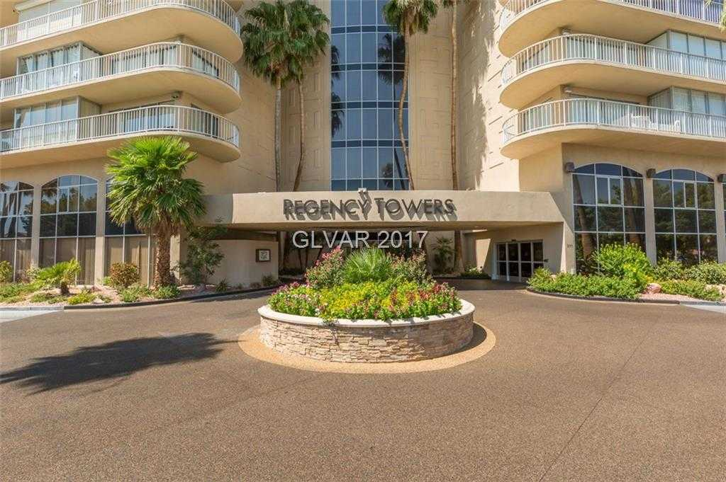 $215,000 - 1Br/2Ba -  for Sale in Regency Towers Amd, Las Vegas