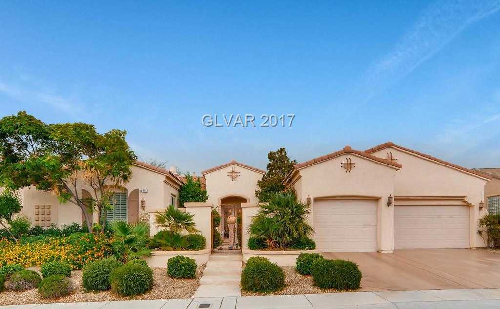 $755,000 - 3Br/4Ba -  for Sale in Sun Colony At Summerlin Unit 9, Las Vegas