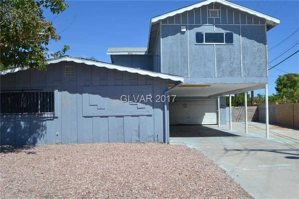 $169,900 - 6Br/3Ba -  for Sale in College Hgts #1, Las Vegas