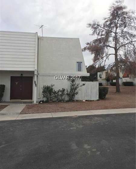 $104,990 - 2Br/2Ba -  for Sale in Tropicana Villas Unit #2, Las Vegas