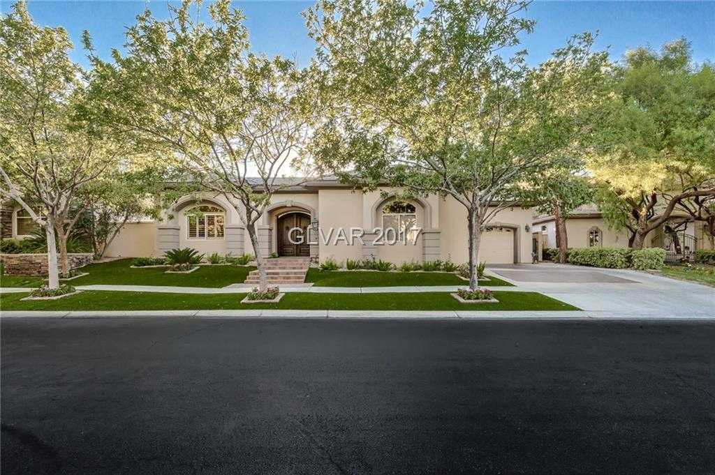 $1,095,000 - 5Br/6Ba -  for Sale in Peccole West, Las Vegas