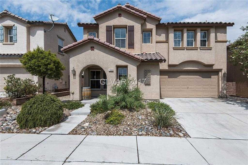 $230,000 - 3Br/3Ba -  for Sale in Chaco Canyon At Mountains Edge, Las Vegas