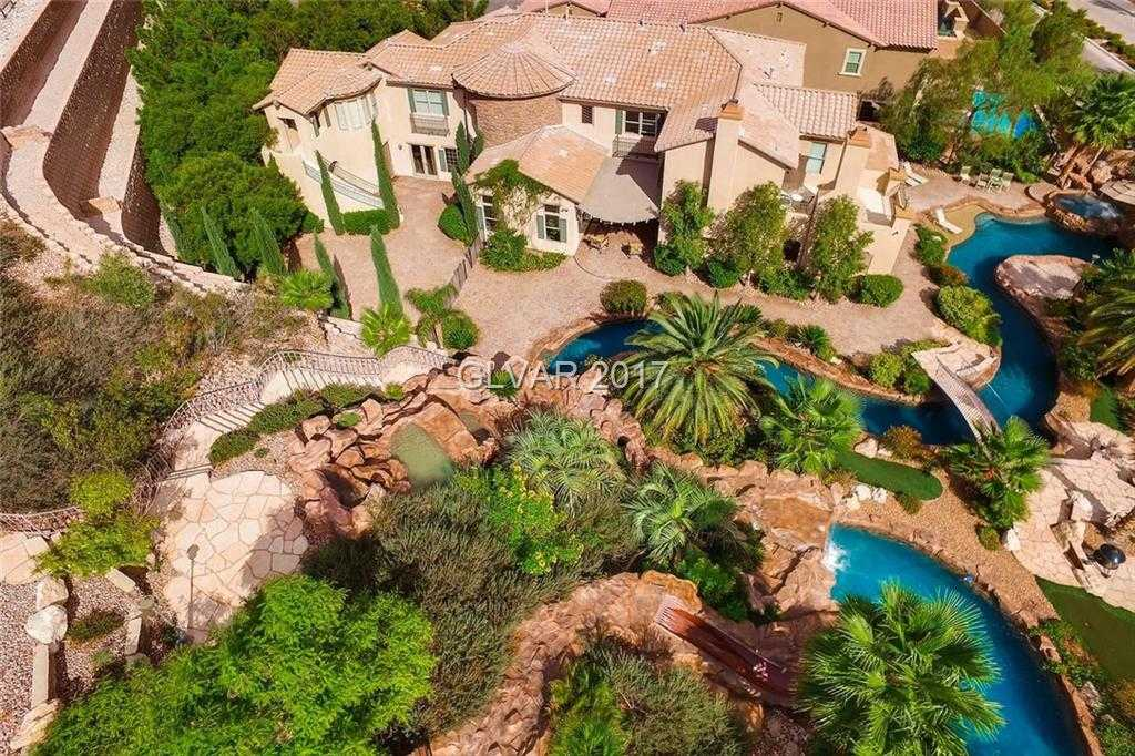 $1,975,000 - 5Br/6Ba -  for Sale in Tuscan Cliffs, Las Vegas