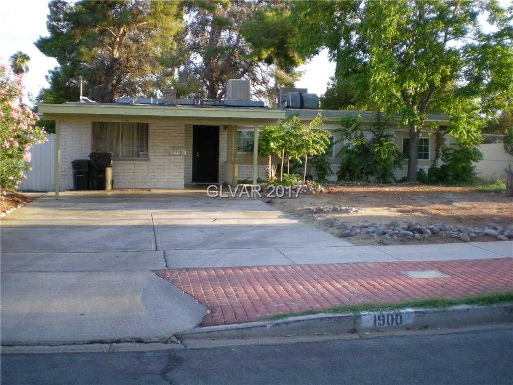 $150,000 - 3Br/1Ba -  for Sale in Crestwood Homes Tract #3, Las Vegas