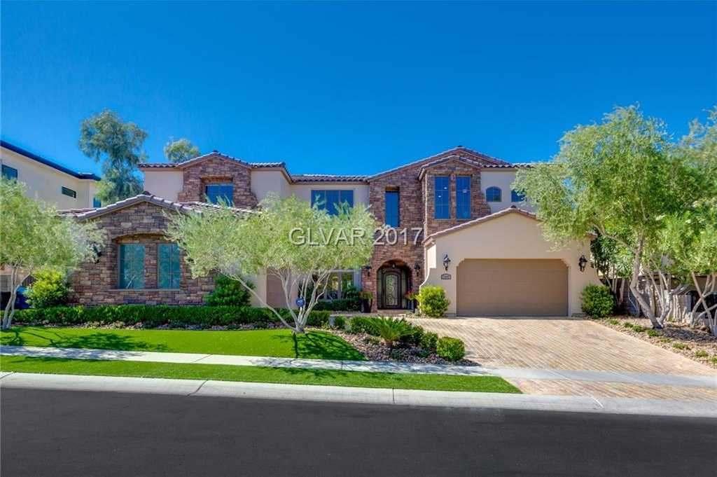 $1,650,000 - 4Br/6Ba -  for Sale in Seven Hills Parcel L Unit 2, Henderson