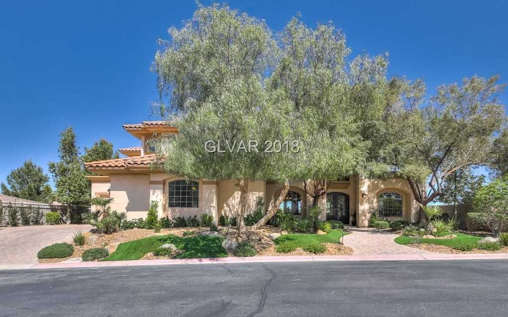 $1,499,000 - 5Br/6Ba -  for Sale in Seven Hills Parcel L Unit 2, Henderson