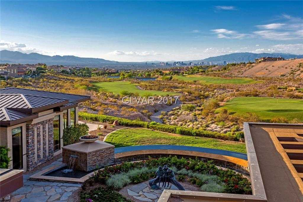 $3,300,000 - 6Br/8Ba -  for Sale in Seven Hills Parcel N2-a, Henderson