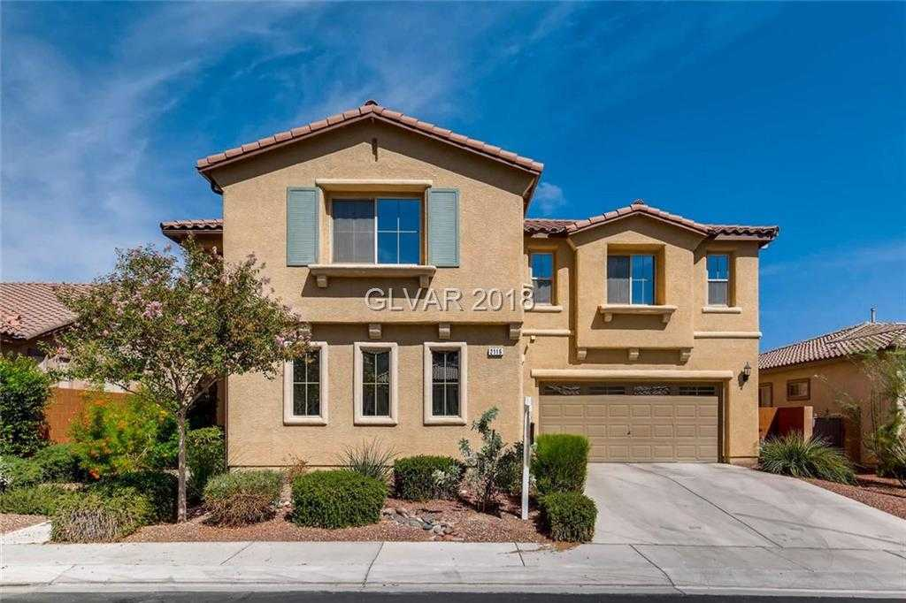 $479,900 - 5Br/5Ba -  for Sale in Aliante Parcels 30a & 30b, North Las Vegas
