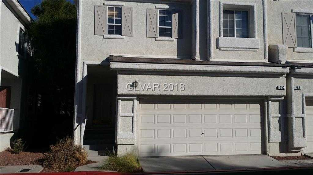 $270,000 - 3Br/3Ba -  for Sale in Inspiration At Green Valley Ra, Henderson