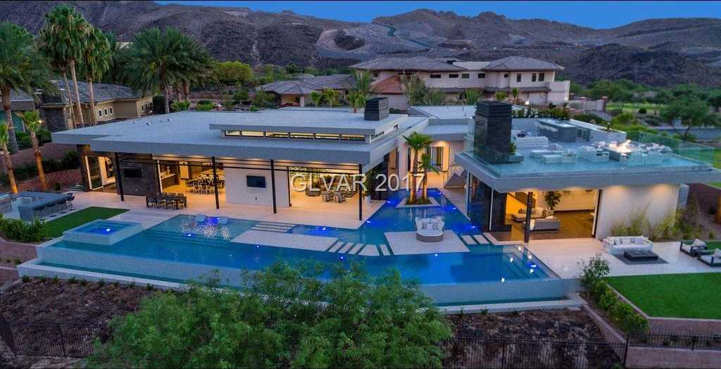 $7,995,000 - 5Br/6Ba -  for Sale in Foothills At Macdonald Ranch C, Henderson