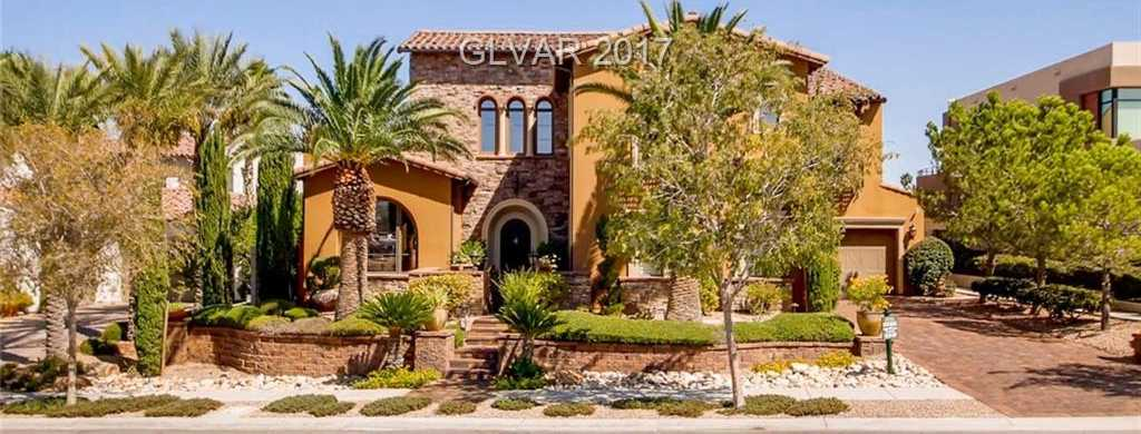 $2,599,000 - 4Br/8Ba -  for Sale in Seven Hills Parcel 1 Amd, Henderson