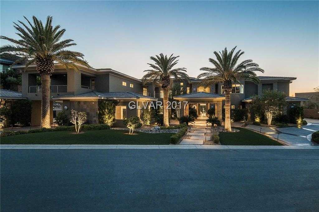 $9,250,000 - 7Br/13Ba -  for Sale in Foothills At Macdonald Ranch (, Henderson