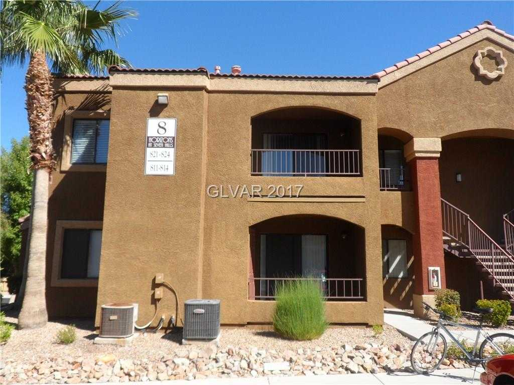 $185,000 - 2Br/2Ba -  for Sale in Horizons At Seven Hills Ranch, Henderson