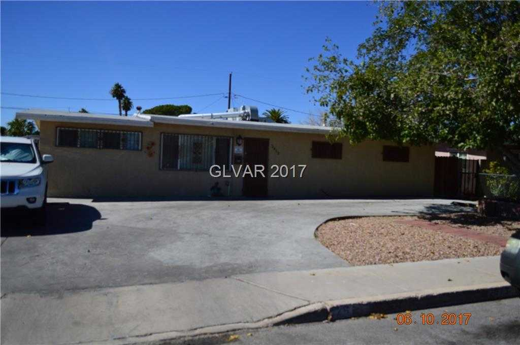 $219,900 - 6Br/3Ba -  for Sale in Desert View Manor, North Las Vegas
