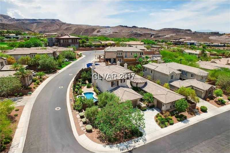 $1,000,000 - 4Br/5Ba -  for Sale in Macdonald Highlands Planning A, Henderson