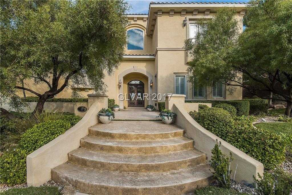 $2,999,000 - 5Br/8Ba -  for Sale in Anthem Cntry Club, Henderson