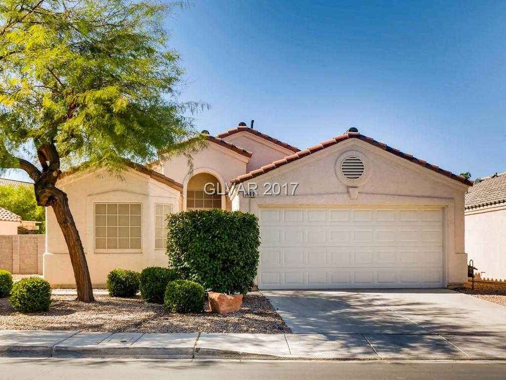 $299,888 - 3Br/2Ba -  for Sale in Seven Hills Parcel V2, Henderson