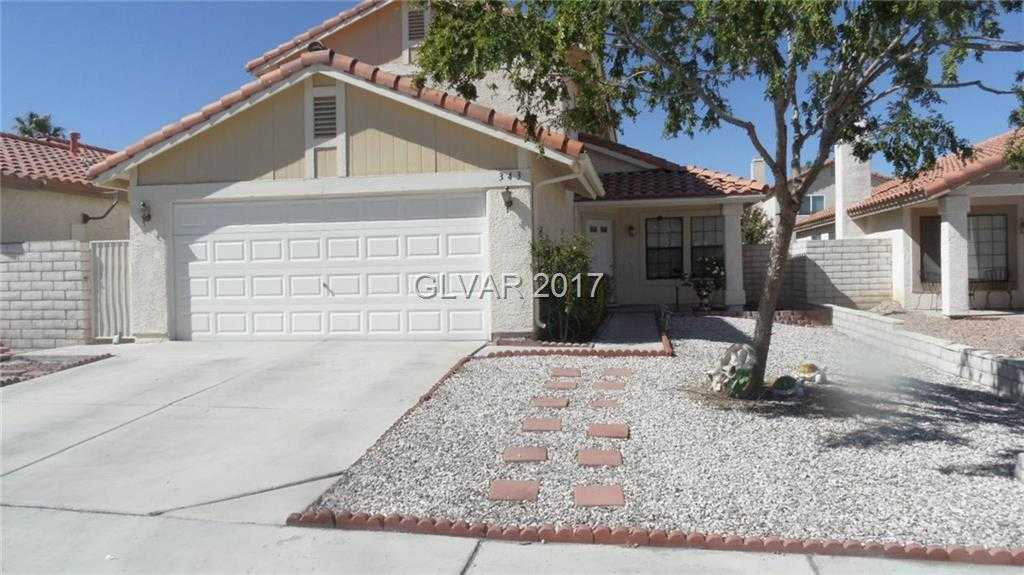$249,950 - 3Br/3Ba -  for Sale in Green Valley South Unit #42-4, Las Vegas