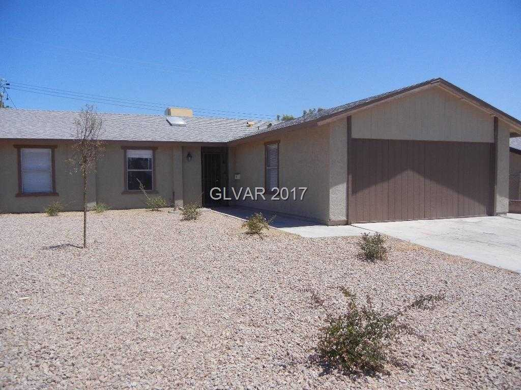 $150,000 - 4Br/2Ba -  for Sale in Northland Park Tract 3 Unit 2, North Las Vegas