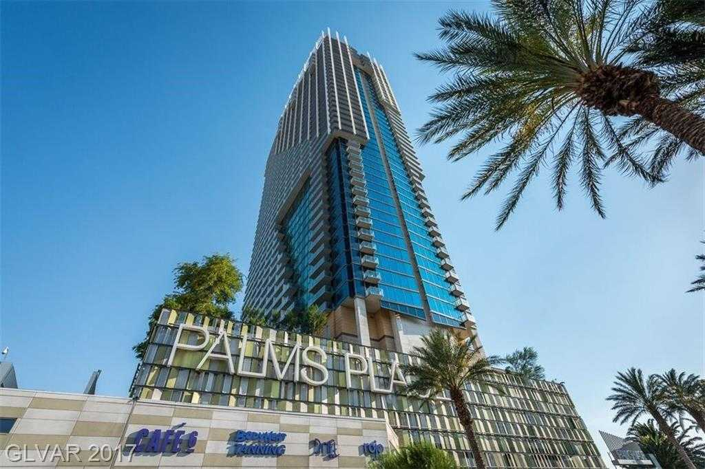 $3,998,000 - 2Br/3Ba -  for Sale in Palms Place A Resort Condo & S, Las Vegas