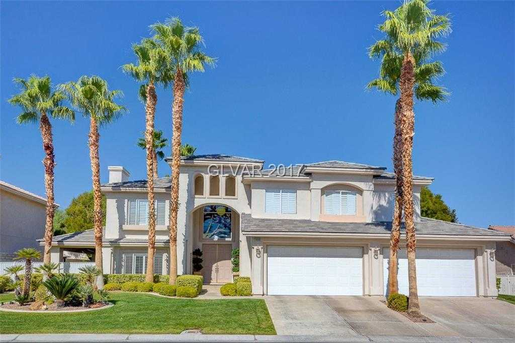 $985,000 - 7Br/5Ba -  for Sale in Regency At The Lakes Unit 2b, Las Vegas