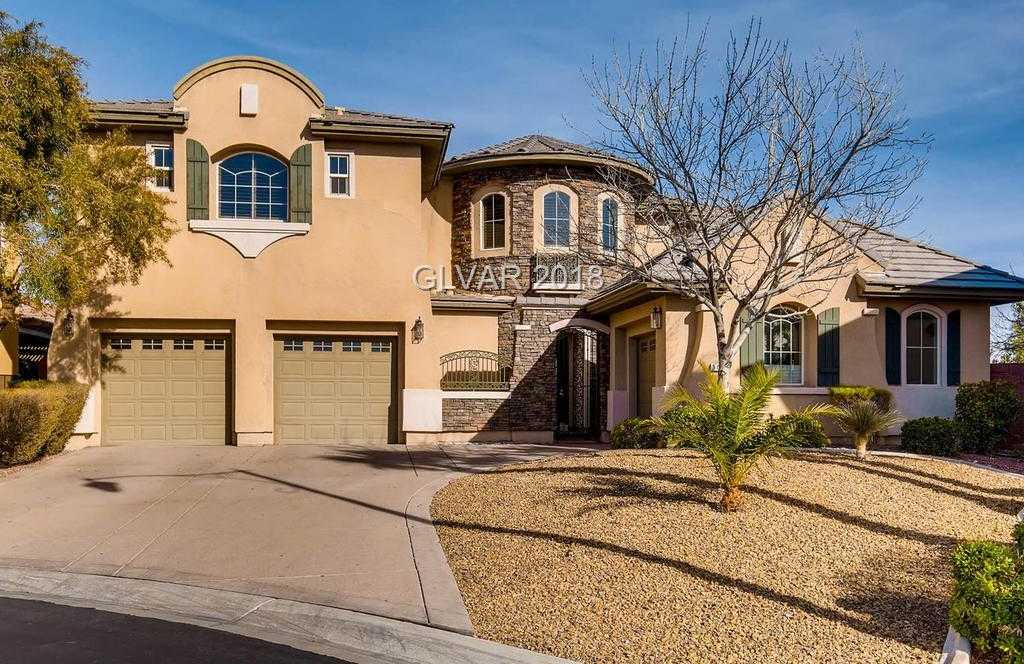 $765,000 - 4Br/4Ba -  for Sale in Paradiso Unit 2 At The Summerl, Las Vegas