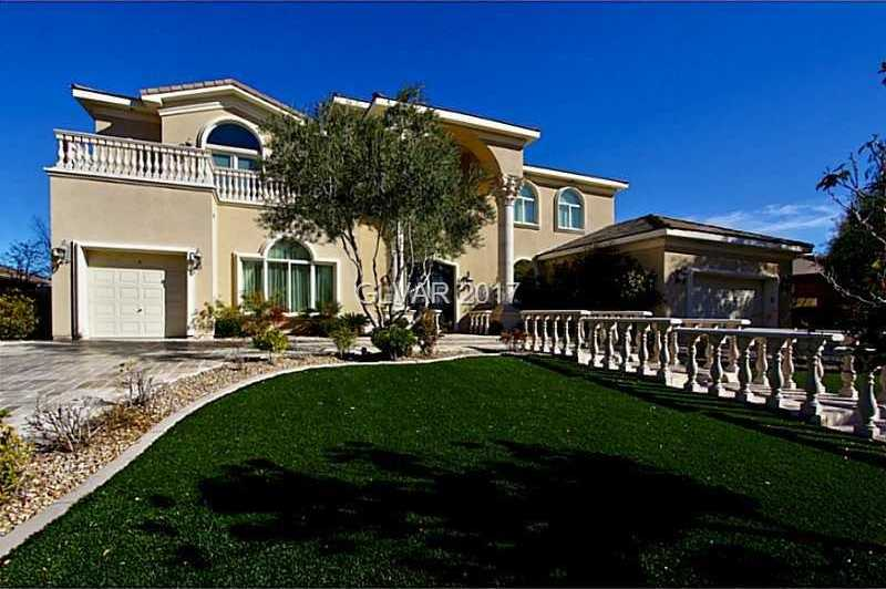 $1,950,000 - 5Br/8Ba -  for Sale in Anthem Cntry Club Parcel 24, Henderson