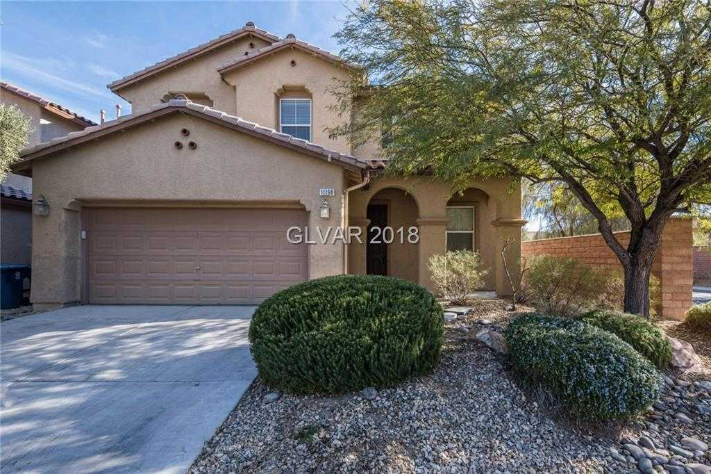 - 4Br/3Ba -  for Sale in Chaco Canyon At Mountains Edge, Las Vegas