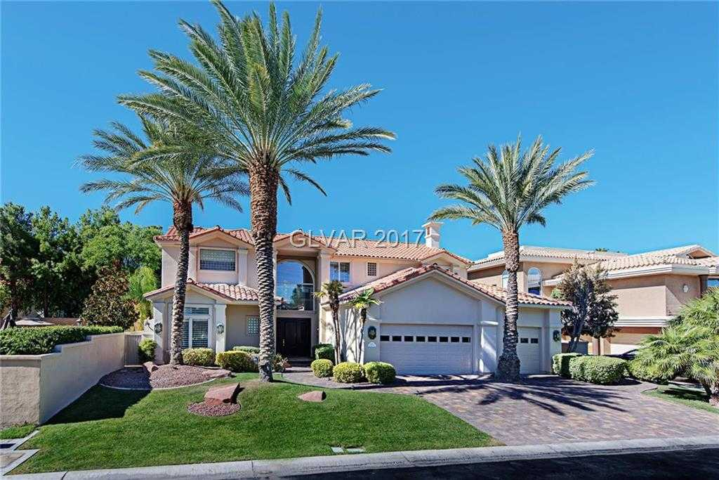 $1,048,000 - 4Br/5Ba -  for Sale in Foothills Country Club, Las Vegas