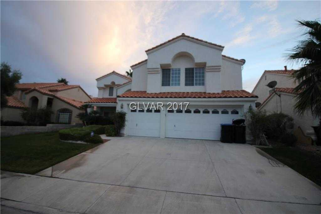 - 4Br/3Ba -  for Sale in Parkside Terrace Sub, Henderson