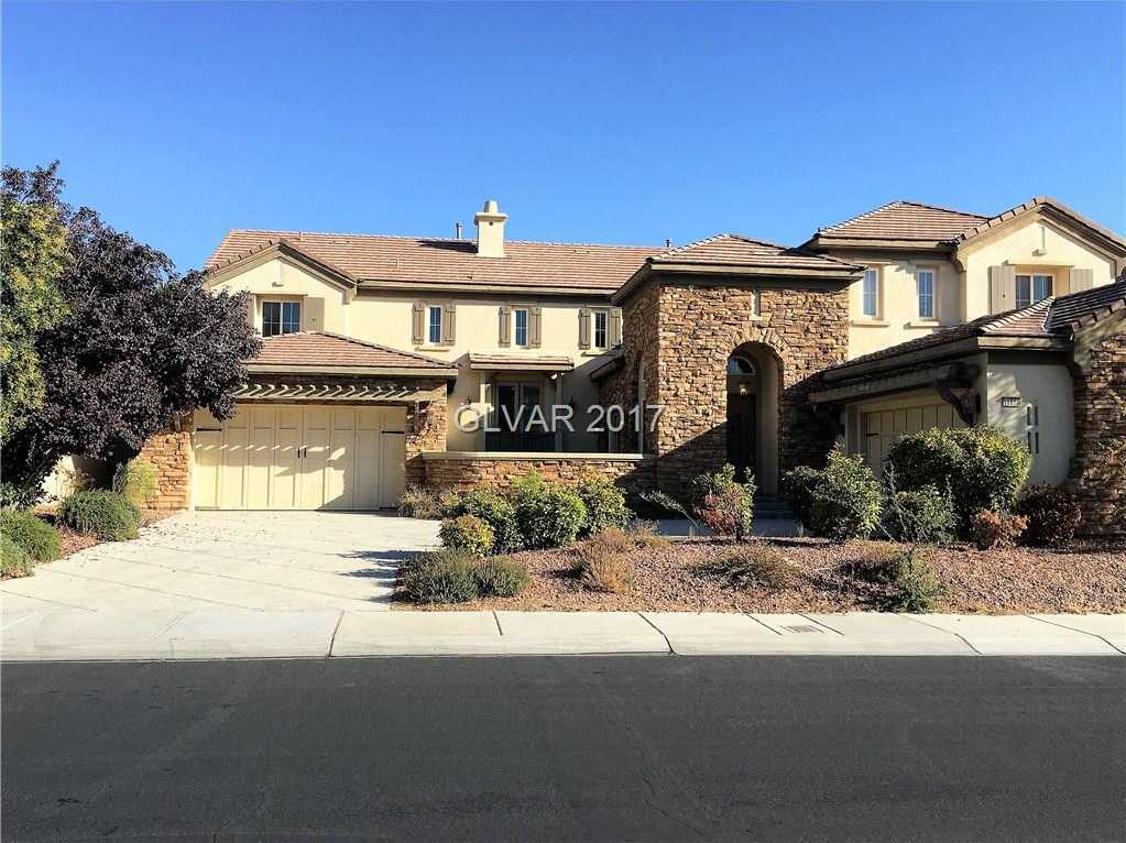 $1,000,000 - 5Br/5Ba -  for Sale in Red Rock Cntry Club At Summerl, Las Vegas