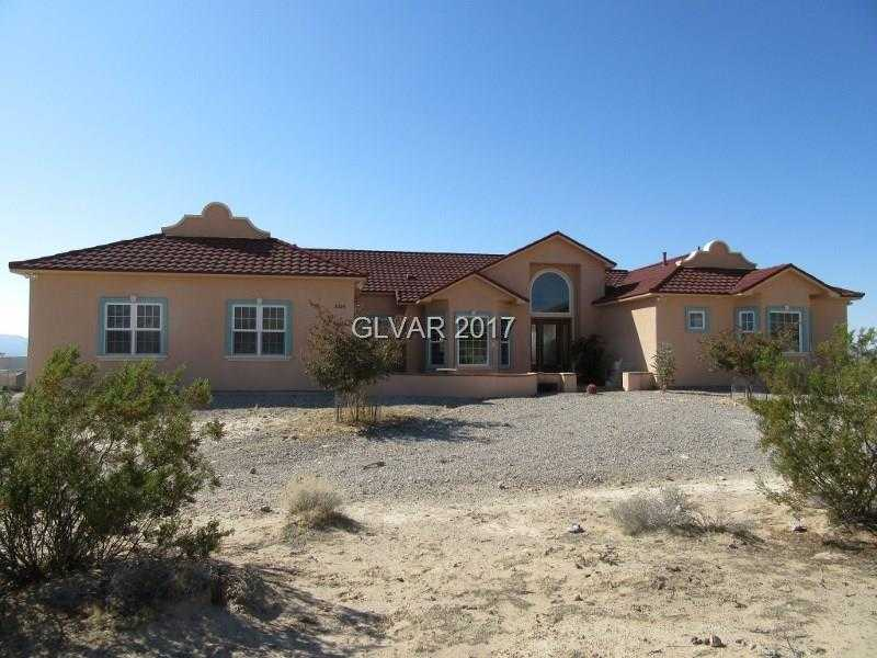 $500,000 - 3Br/3Ba -  for Sale in None, Sandy Valley