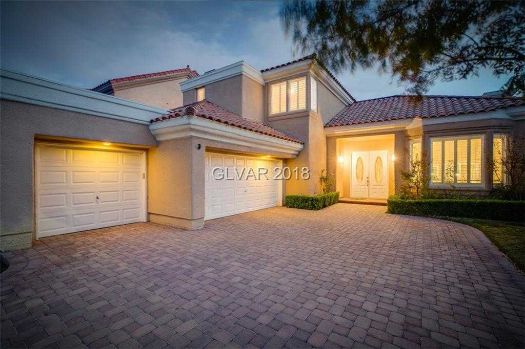 $755,000 - 4Br/4Ba -  for Sale in Foothills Cntry Club Unit #1, Las Vegas