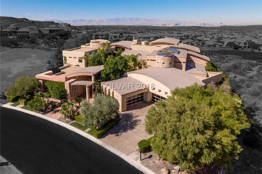 $8,395,000 - 6Br/9Ba -  for Sale in Foothills At Macdonald Ranch (, Henderson