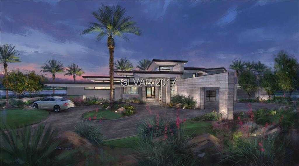 $6,775,000 - 4Br/5Ba -  for Sale in Parker Point At Rainbow Canyon, Henderson