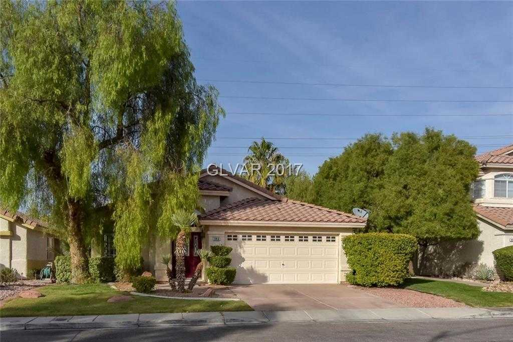 $269,000 - 3Br/2Ba -  for Sale in Maryland Pebble, Las Vegas