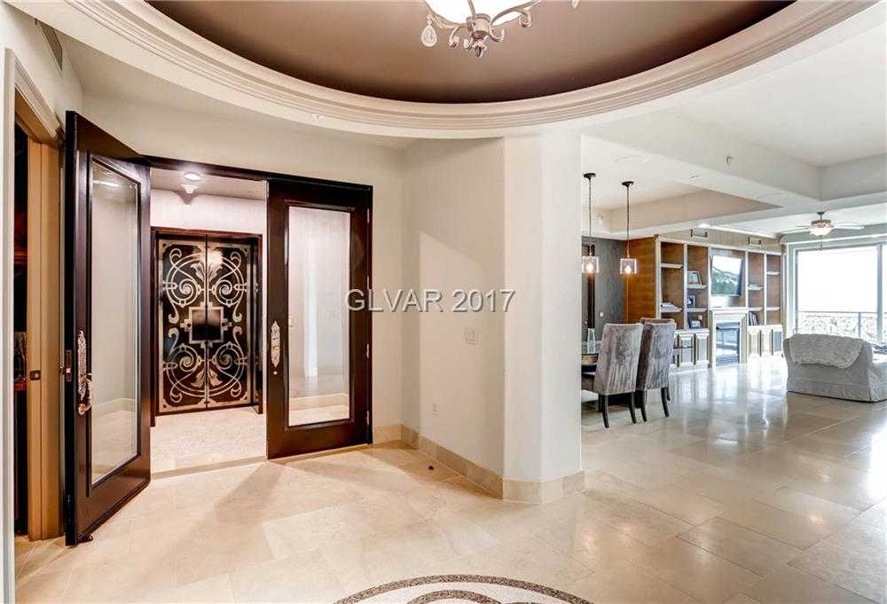 $1,375,000 - 3Br/4Ba -  for Sale in One Queensridge Place Phase 1, Las Vegas