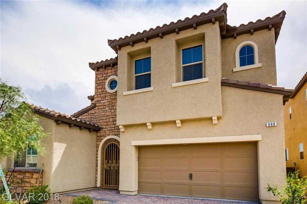 $650,000 - 4Br/4Ba -  for Sale in Rhodes Ranch South Phase 2, Las Vegas
