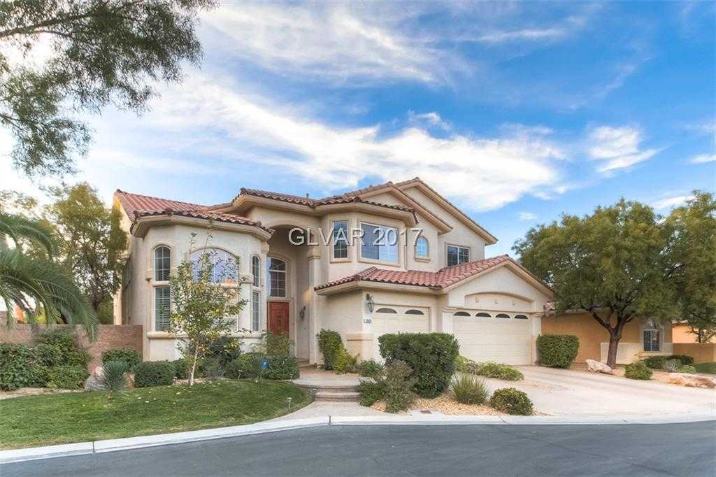 $635,000 - 6Br/6Ba -  for Sale in Foothills At Southern Highland, Las Vegas