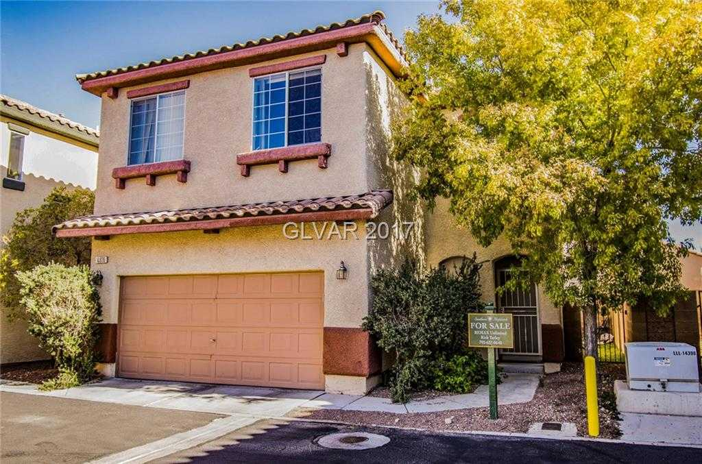 $257,000 - 4Br/3Ba -  for Sale in Triana Unit 1 At Southern High, Las Vegas