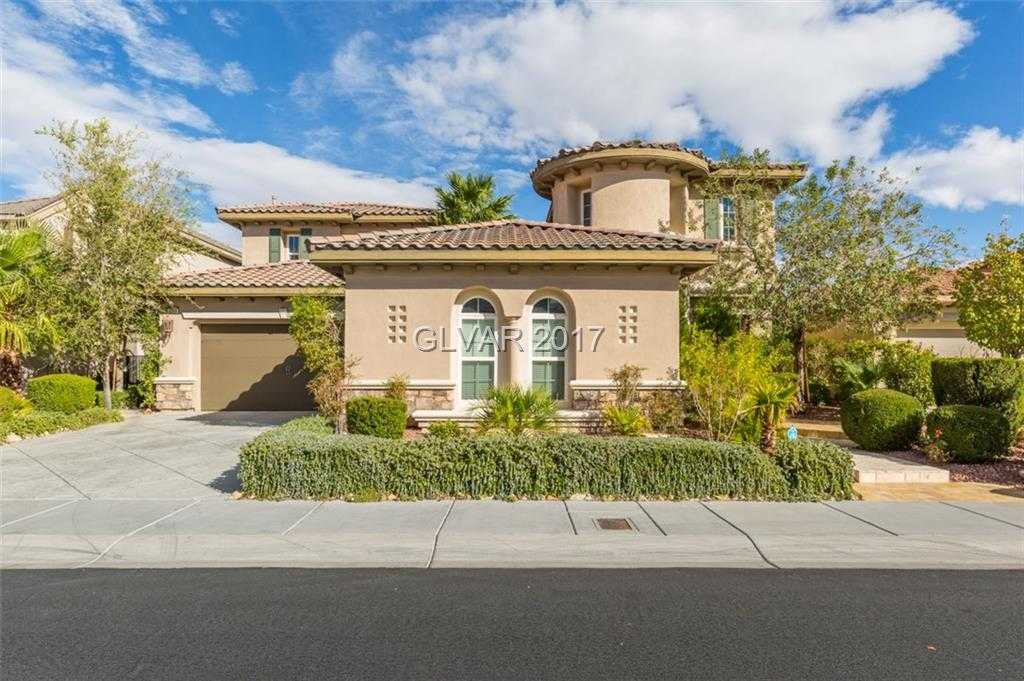 $1,205,000 - 5Br/6Ba -  for Sale in Red Rock Cntry Club At Summerl, Las Vegas