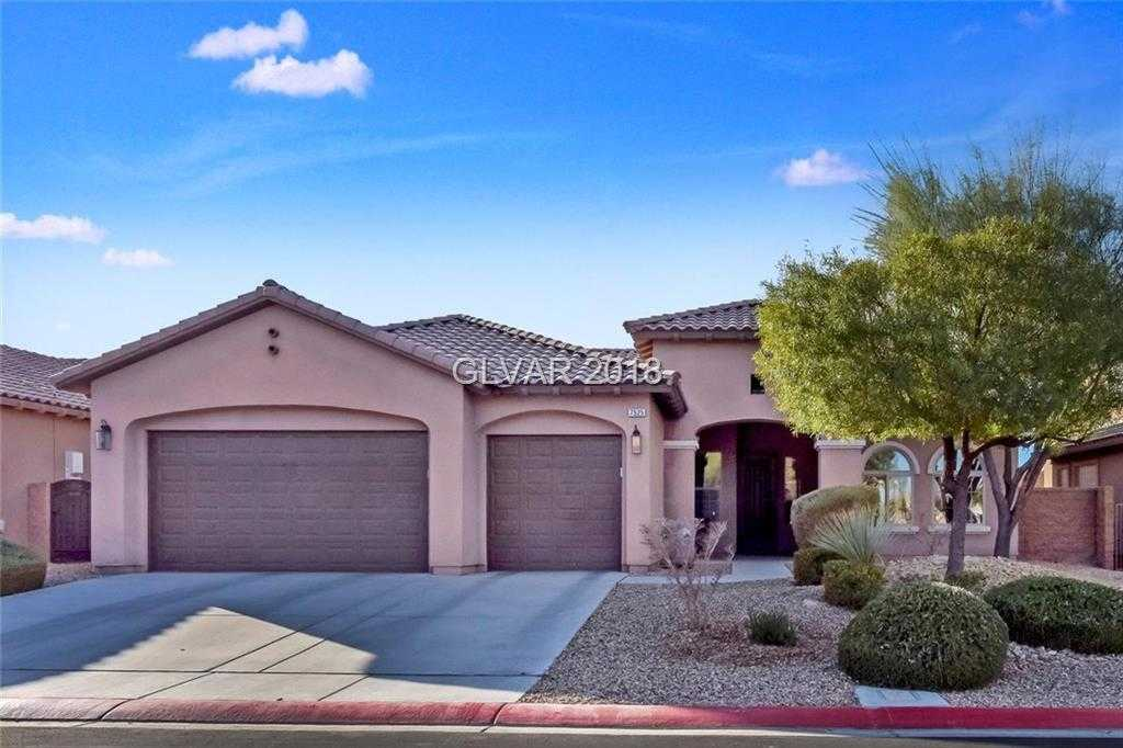 $399,900 - 3Br/3Ba -  for Sale in Club Aliante Unit 1 Phase 2, North Las Vegas