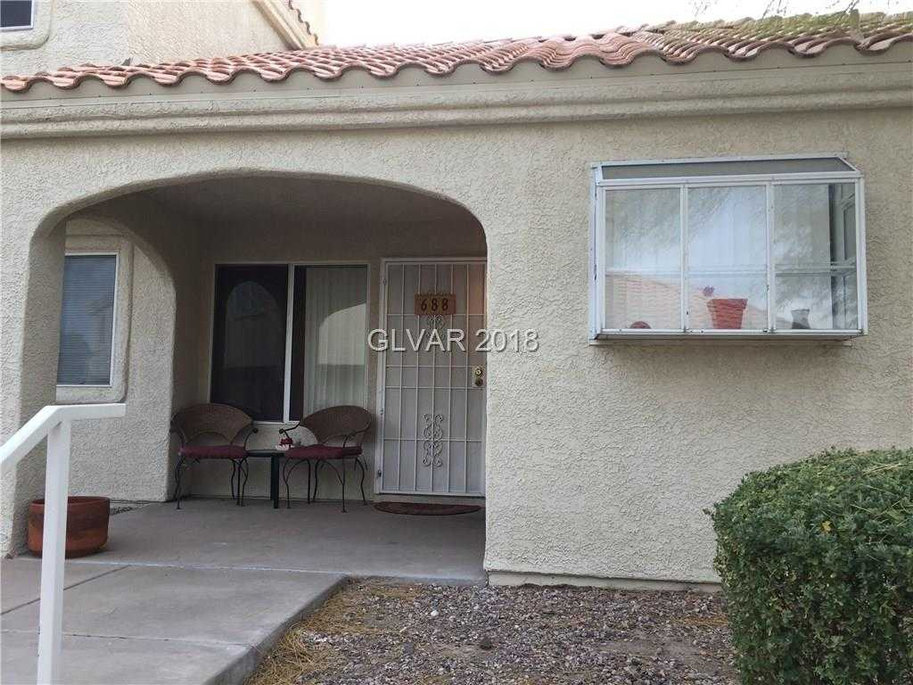 $85,000 - 2Br/2Ba -  for Sale in Black Mountain Condo, Henderson