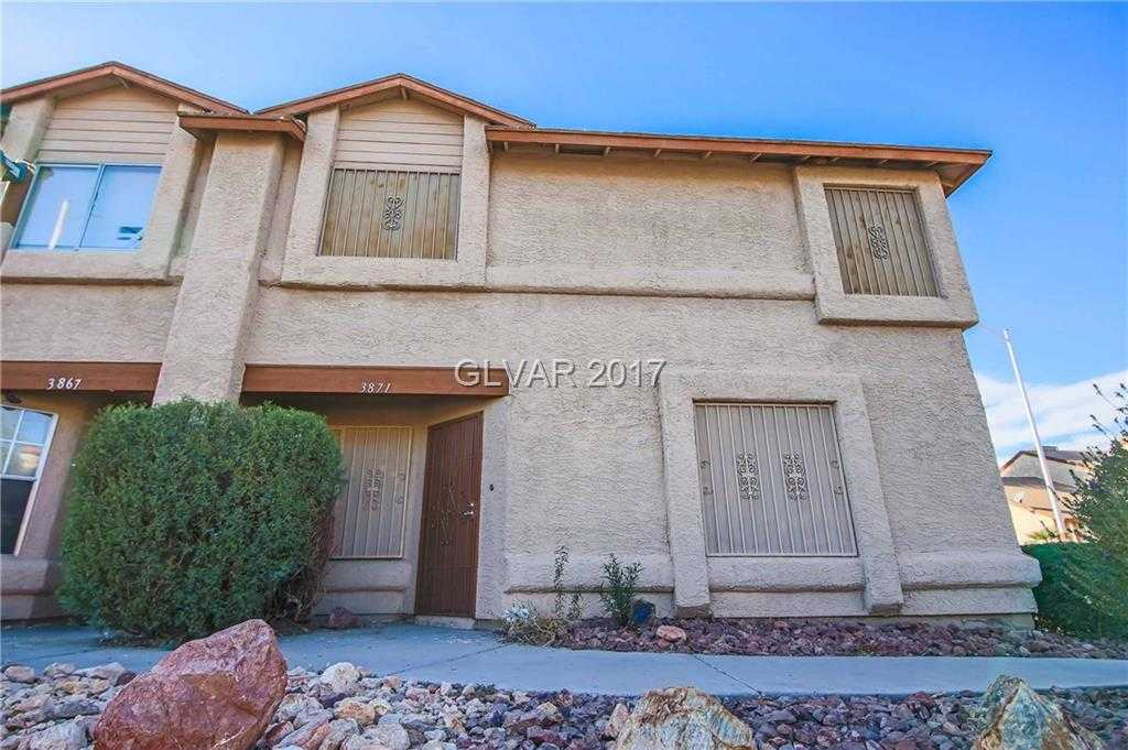 $119,999 - 4Br/3Ba -  for Sale in Springterrace 2nd Amd, Las Vegas