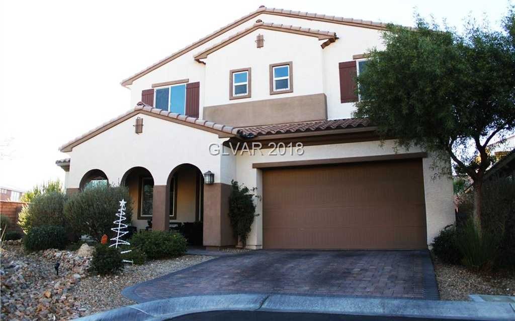 $515,000 - 4Br/3Ba -  for Sale in Cascade At Mountain Pass, Las Vegas
