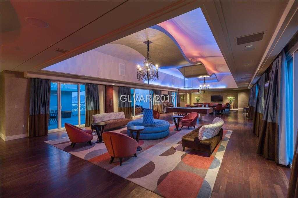 $6,900,000 - 5Br/9Ba -  for Sale in Turnberry Place Phase 4, Las Vegas