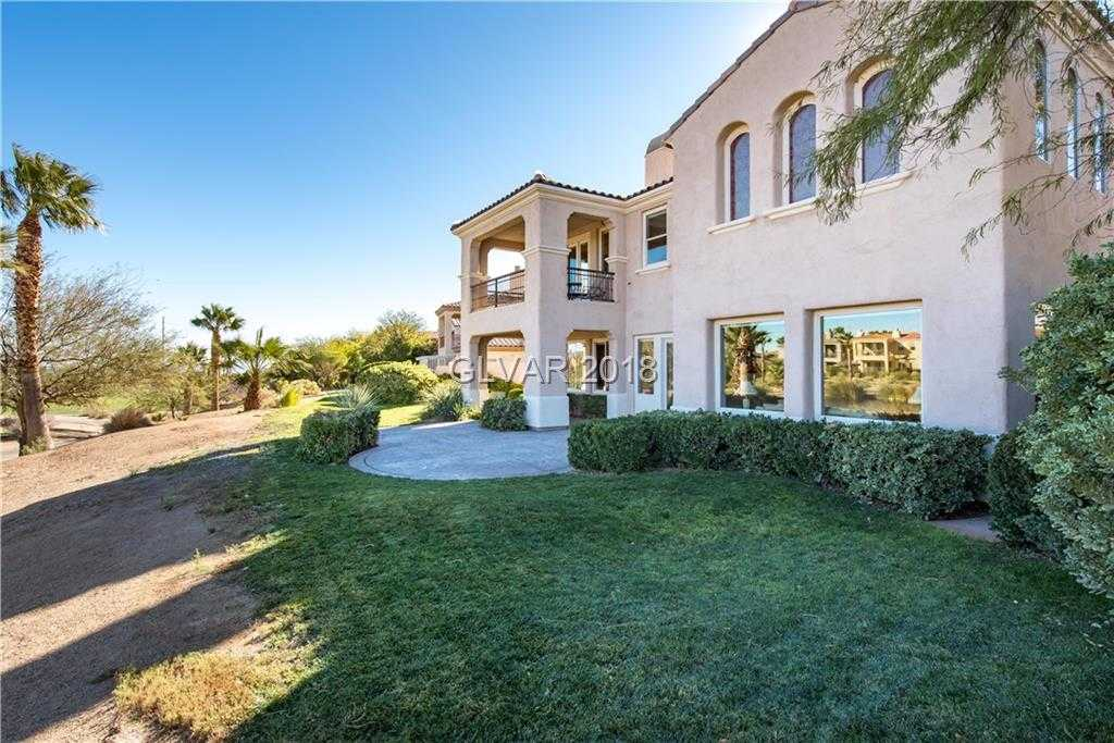 $1,099,000 - 4Br/5Ba -  for Sale in Red Rock Cntry Club At Summerl, Las Vegas