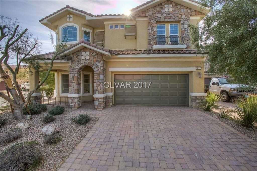 $300,000 - 3Br/3Ba -  for Sale in Pyrenees At Mountain Pass Unit, Las Vegas